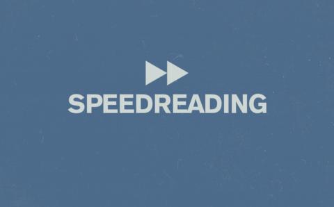 SpeedreaingCover